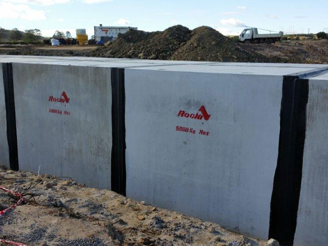 Premstrip External Concrete Joint Sealing System for sealing precast concrete units