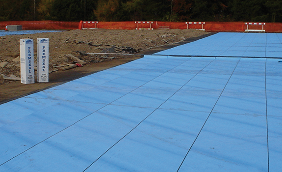 Oldbury Reservoir Refurbishment Project - Nuneaton