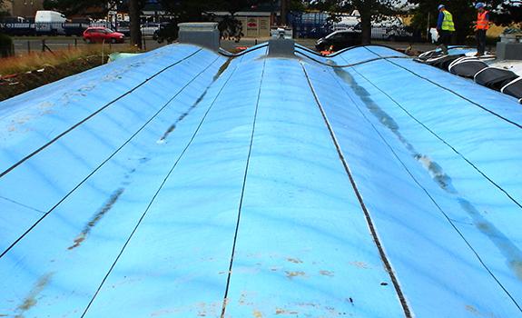 Rushden Reservoir Refurbishment Program