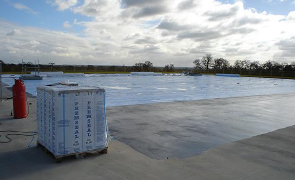 Diddington reservoir application