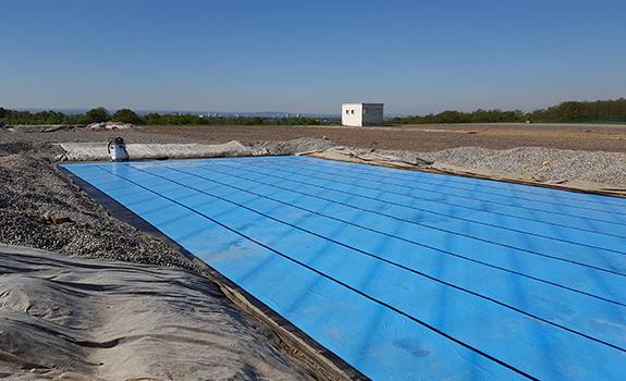 Heaton Grange Reservoir Refurbishment