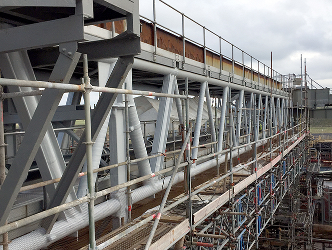 Steelcoat 100/400 Combination System